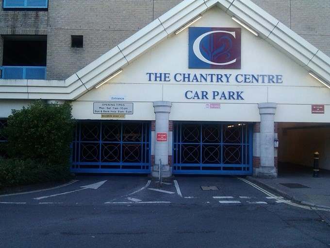 Chantry Centre Car Park 1