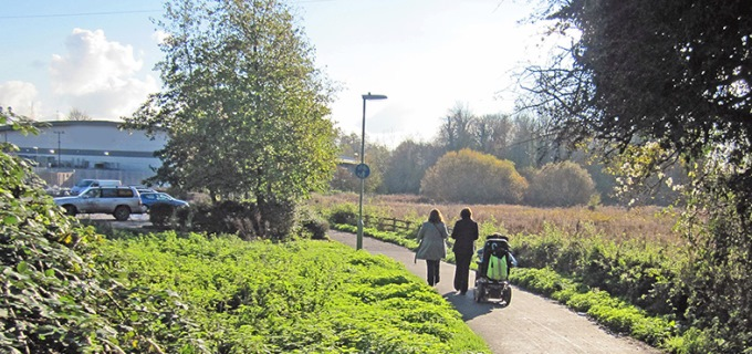 The Enham Way (image courtesy of The Enham Trust)