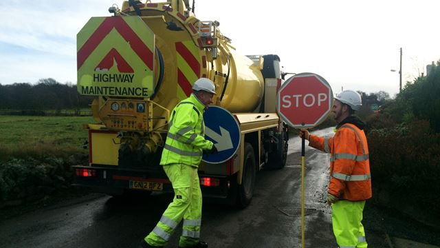 HCC - Channel 5 Stop Roadworks Ahead