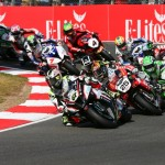 British Superbike Title Duel Reaches Fever Pitch at Thruxton