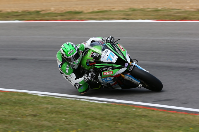 James Ellison JG Speedfit Kawasaki - ihphotography.net