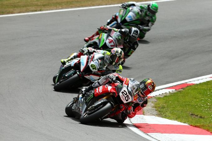 Josh Brookes Milwaukee Yamaha - ihphotography.net