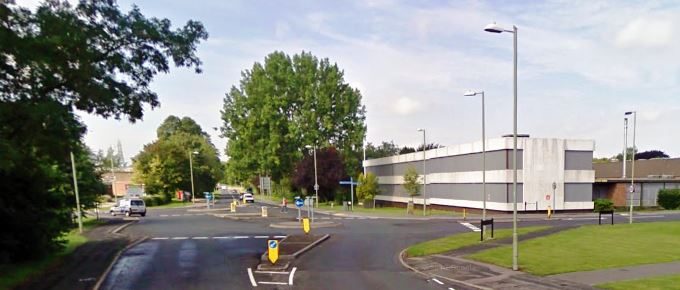 Walworth Business Park (image courtesy of Google Map)