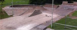 Andover Skatepark Smannell Road