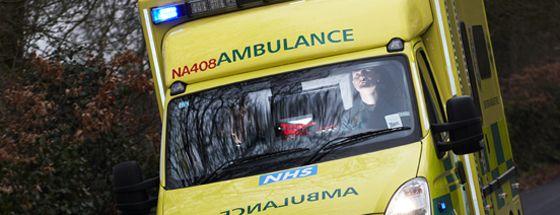 SCAS Ambulance