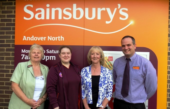 Sainsburys Andover North and Andover Neighbourcare