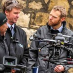 Andover Aerial Photographer Rises to TV Challenge