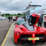 The Stig, Stars and Supercars Steal the Show at Thruxton
