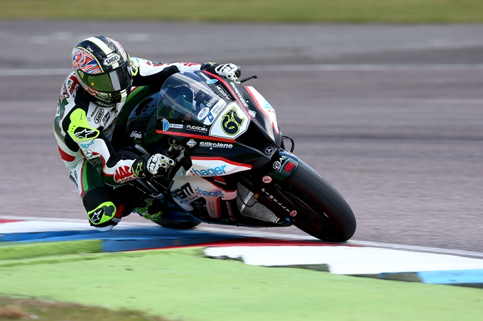 Championship leader Shane Byrne struggled in qualifying