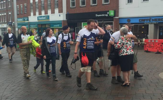 VIA Veterans in Action Return to Andover 4