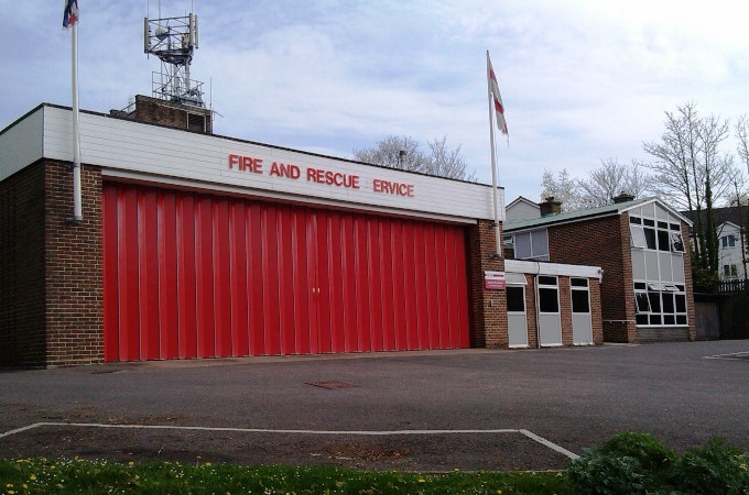 Andover Fire Station 1