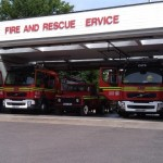 Home Secretary Praises Hampshire Fire and Police Services