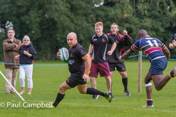 Andover RFC v Old Colfeians 5