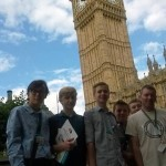 Andover Youth Council Parliament Visit 2