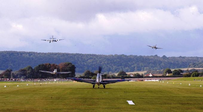 Image courtesy of the Battle of Britain Day website