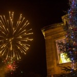 Andover Christmas Lights Switch On 2015