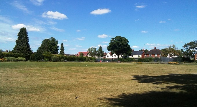 Vigo Road Recreation Ground Andover