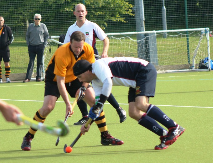 Andover Hockey Mens 2 - They shall not pass