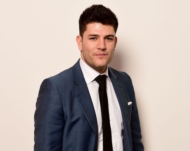 Last year's The Apprentice winner Mark Wright who has been working with Call Wiser