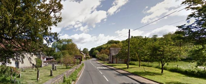 Leckford Village (image courtesy of Google)