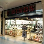 Jewellers Shop Burgled in Chantry Centre