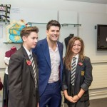 Be Wiser and Mark Wright go to the Top of the Class