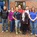 Countess of Brecknock Hospice Bank on Lloyds Volunteers