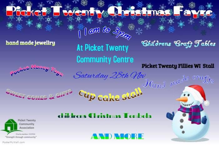 Picket Twenty Christmas Fayre