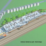 Andover Railway Station Car Park Opens Tomorrow