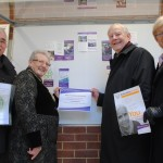Events Display Board Opens in Chantry Centre