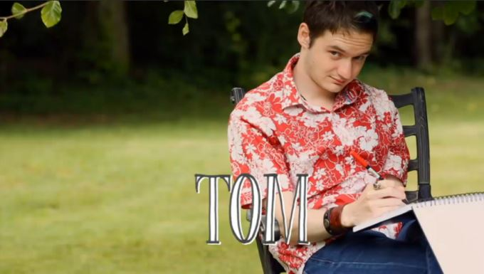 Tom - image courtesy of Channel 4