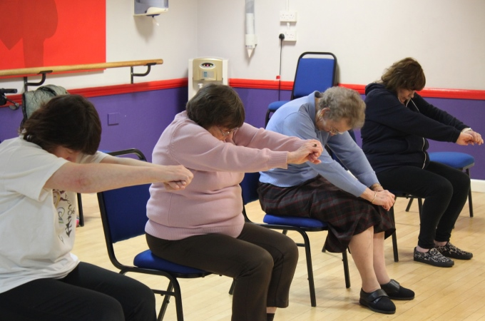 Andover Leisure Centre - Every Body Active Top of Hampshire Fitness Class