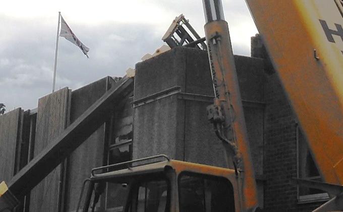 Crane Recovery 10