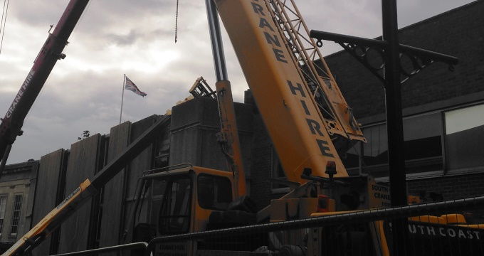 Crane Recovery 11