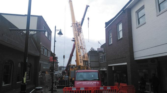 Crane Recovery 12