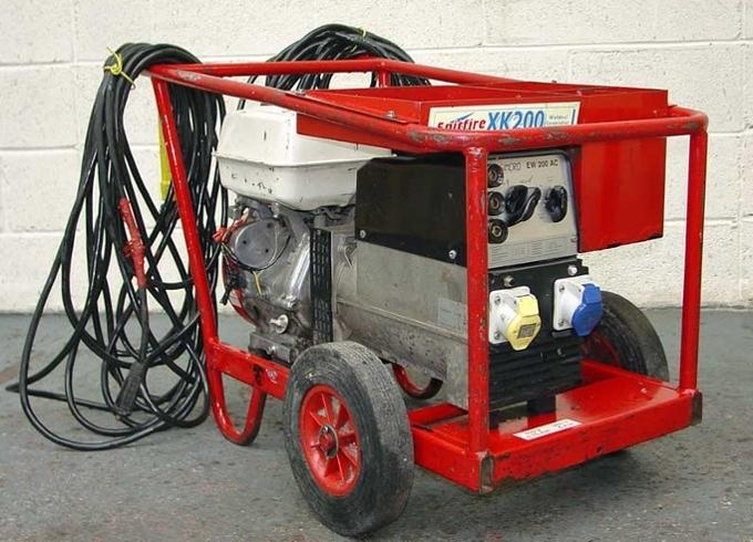 Police - Longstock Generator