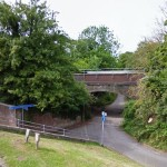 Teenage Girl is Flashed at River Way Underpass