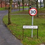 Police Appeal After Indecent Exposure on Artists Way