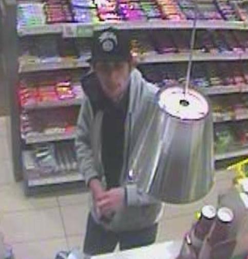 Police - Sutton Scotney Robbery