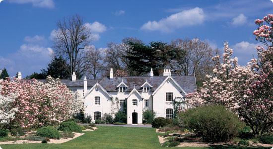 Sir Harold Hillier Gardens - Jermyn's House (image courtesy of website)