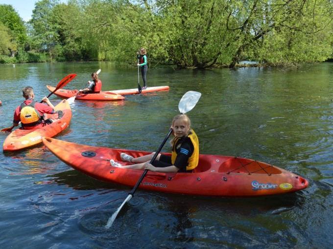 Charlton Lakeside - Kayak and Paddleboarding New to Charlton Lakeside 2