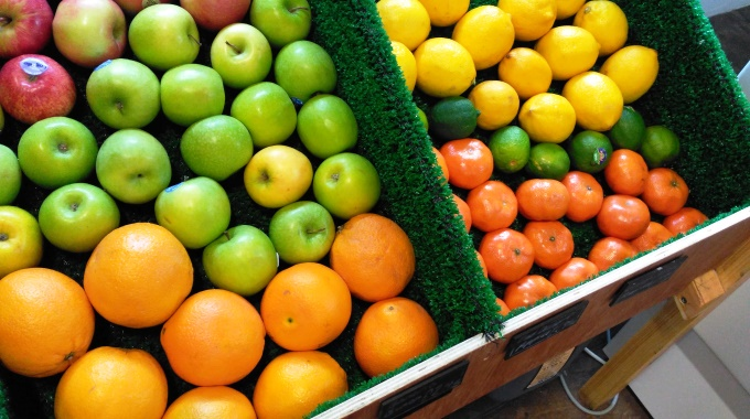 Weyhill Farm Shop - Fresh Fruit and Vegetables