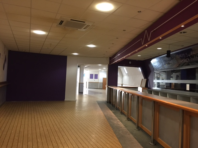 valley-leisure-bowling-bar-cleared-prior-to-refurb-cleared
